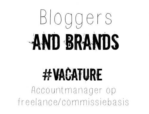 Vacature: Accountmanager op freelance/commissiebasis