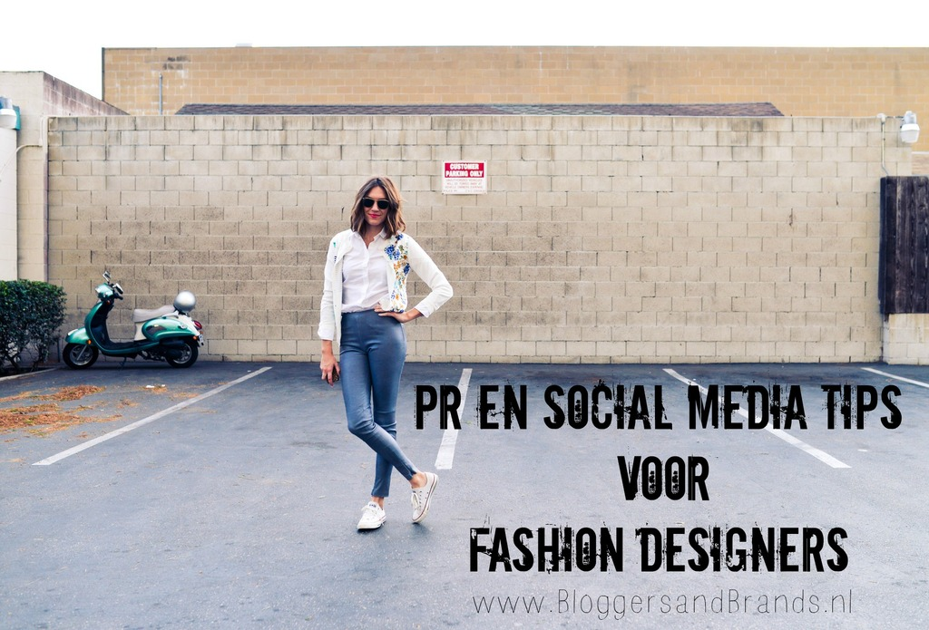 tips voor fashion designers