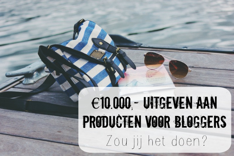 producten voor bloggers