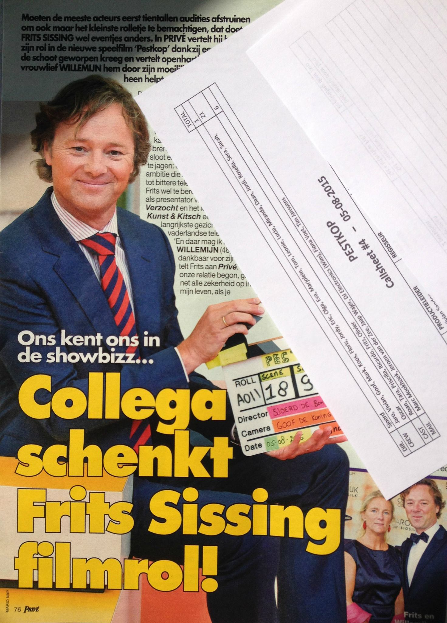frits sissing