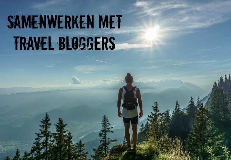 samenwerken met travel bloggers