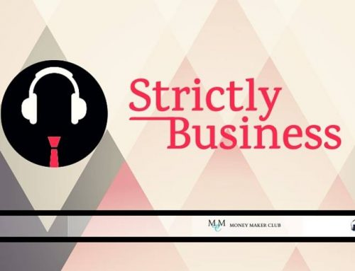 Bloggers and Brands interview bij Strictly Business radio