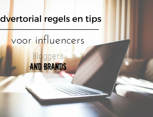 Advertorial regels en tips voor influencers