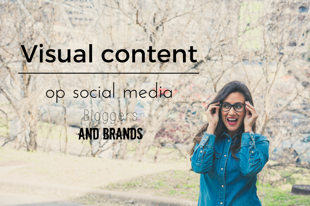 visual content op social media