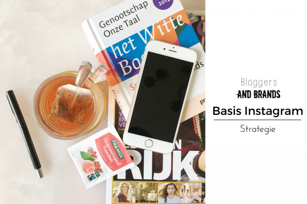 basis instagram strategie