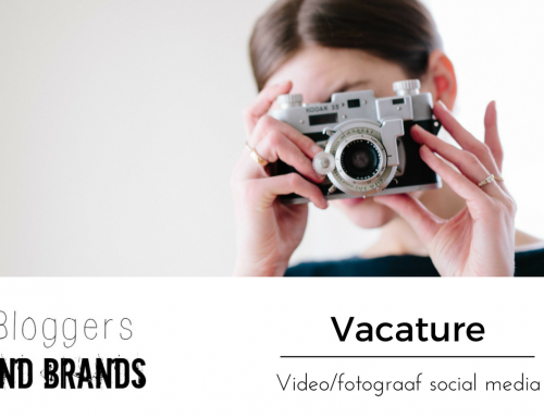 Vacature: Junior video/fotograaf in Den Haag