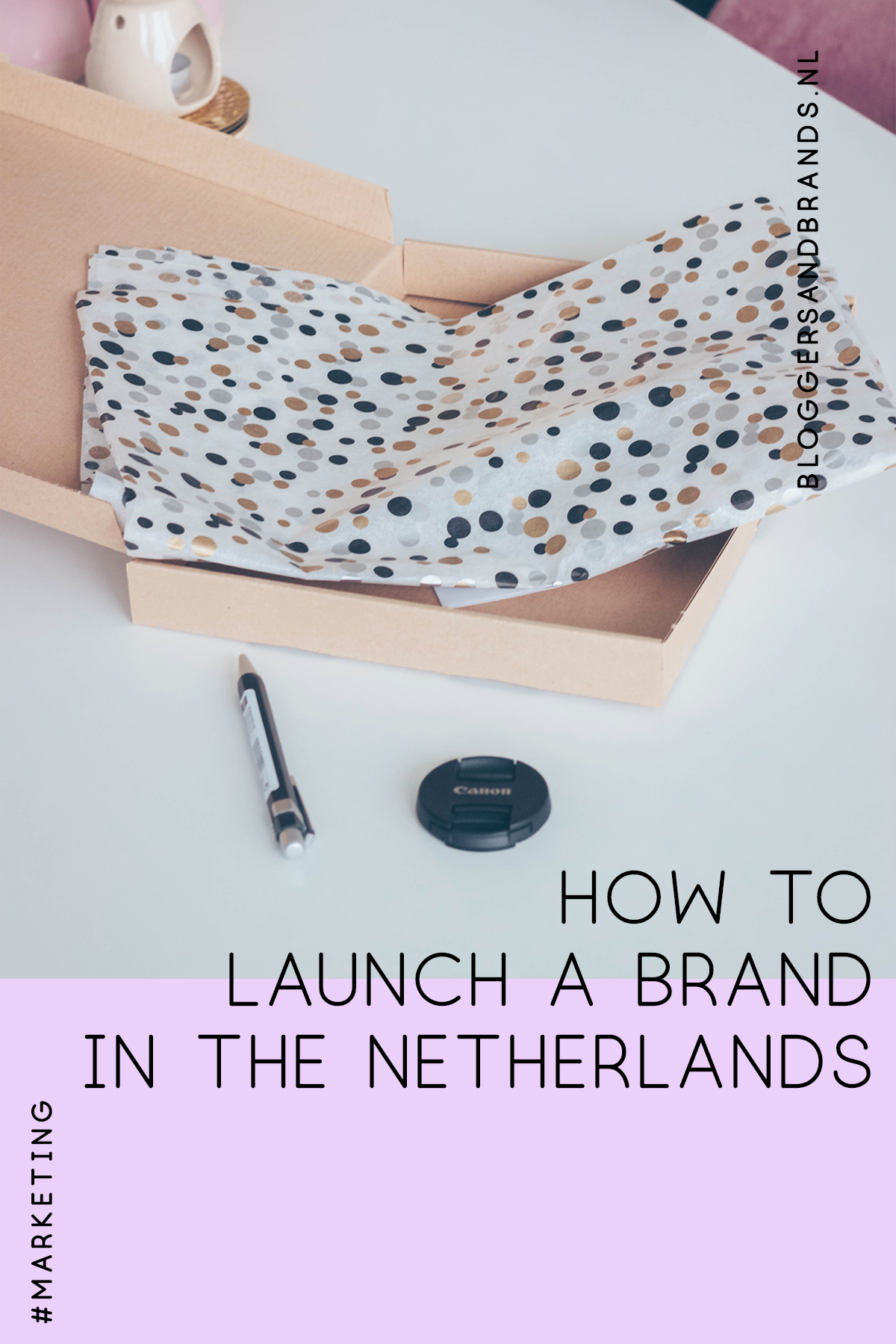 how to launch a new brand