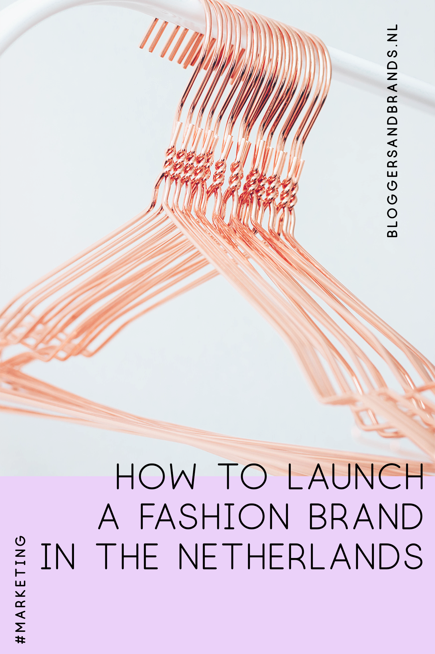 Launch your fashion brand in the Netherlands