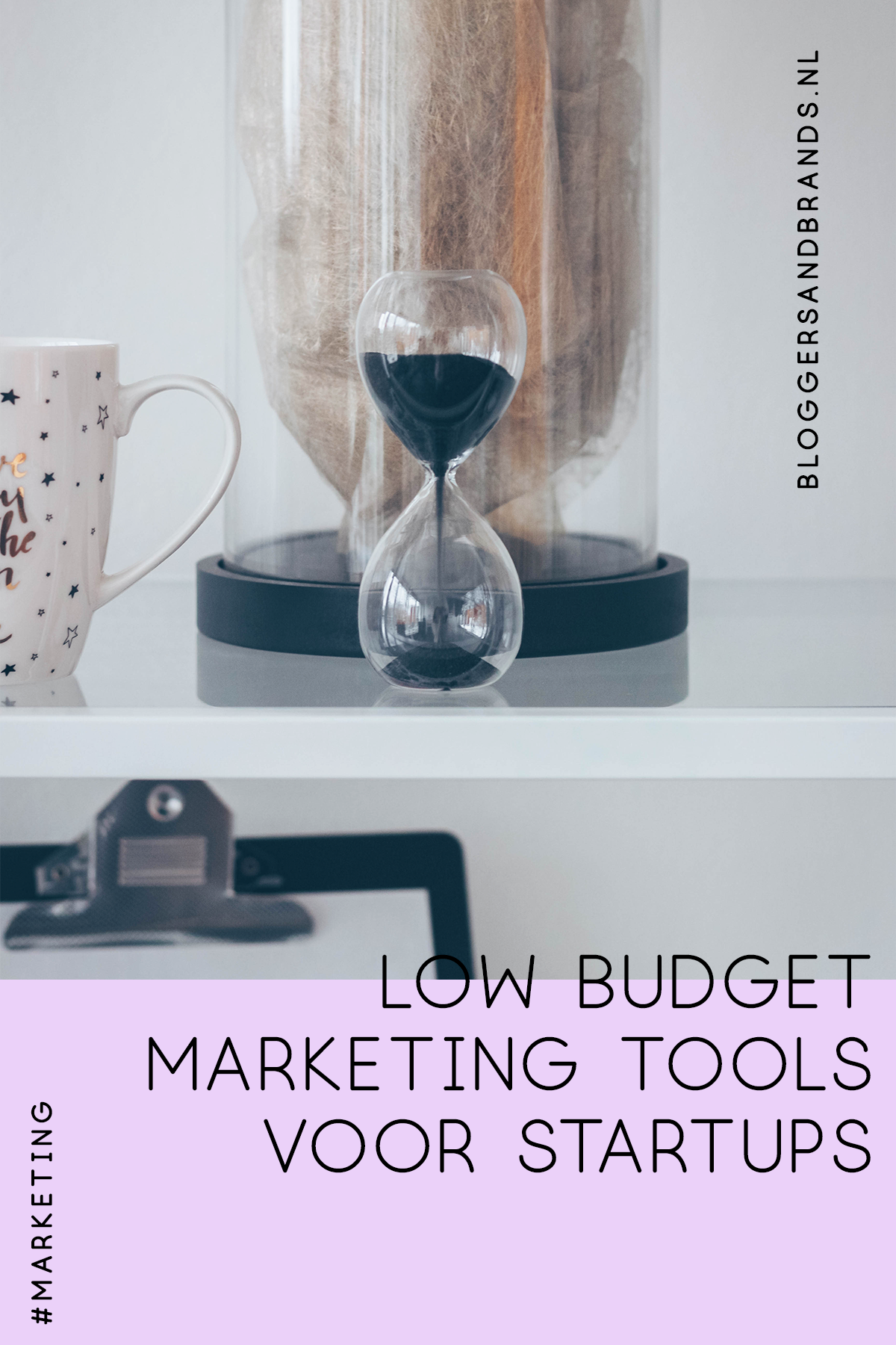low budget marketing tools voor startups